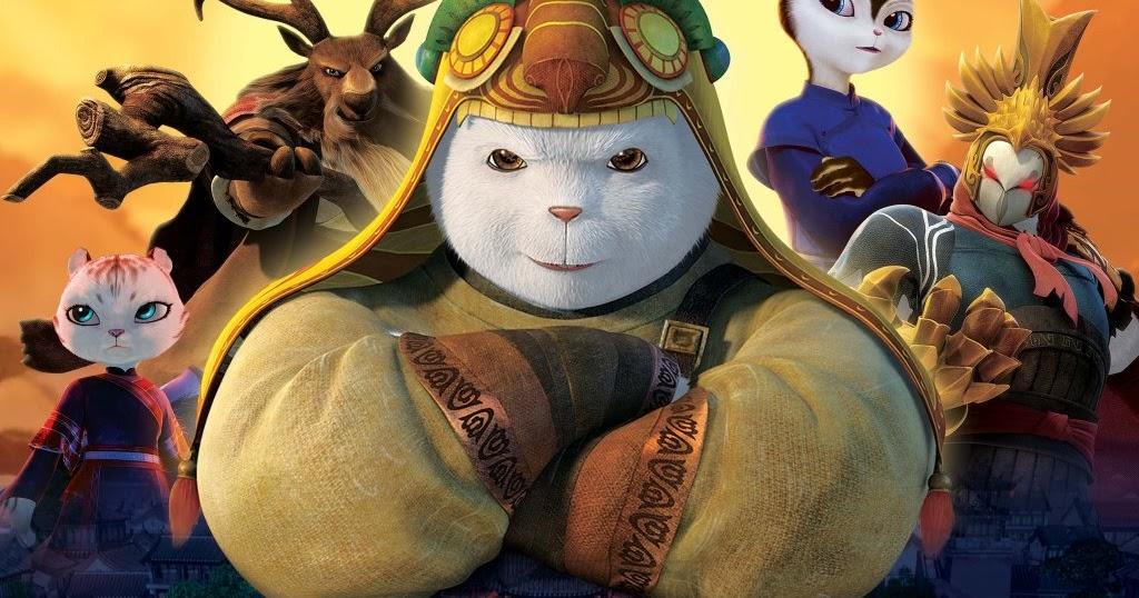 legend of a rabbit the martial of fire 2015 ek 9889
