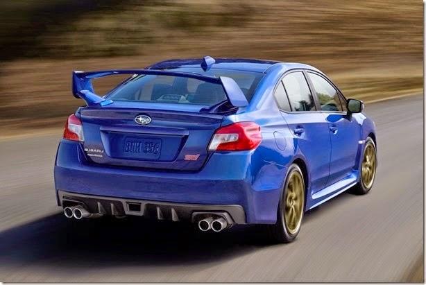 Subaru WRX e WRX STI