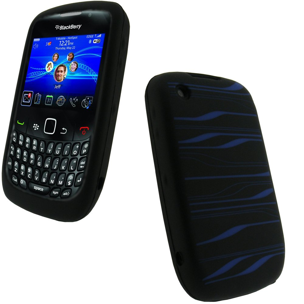Top Cellular Shop Hz Meter Getar Blackberry 8520 Curve Gemini Black Rp 1050000