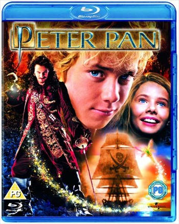 Peter Pan 2003 Bluray Download