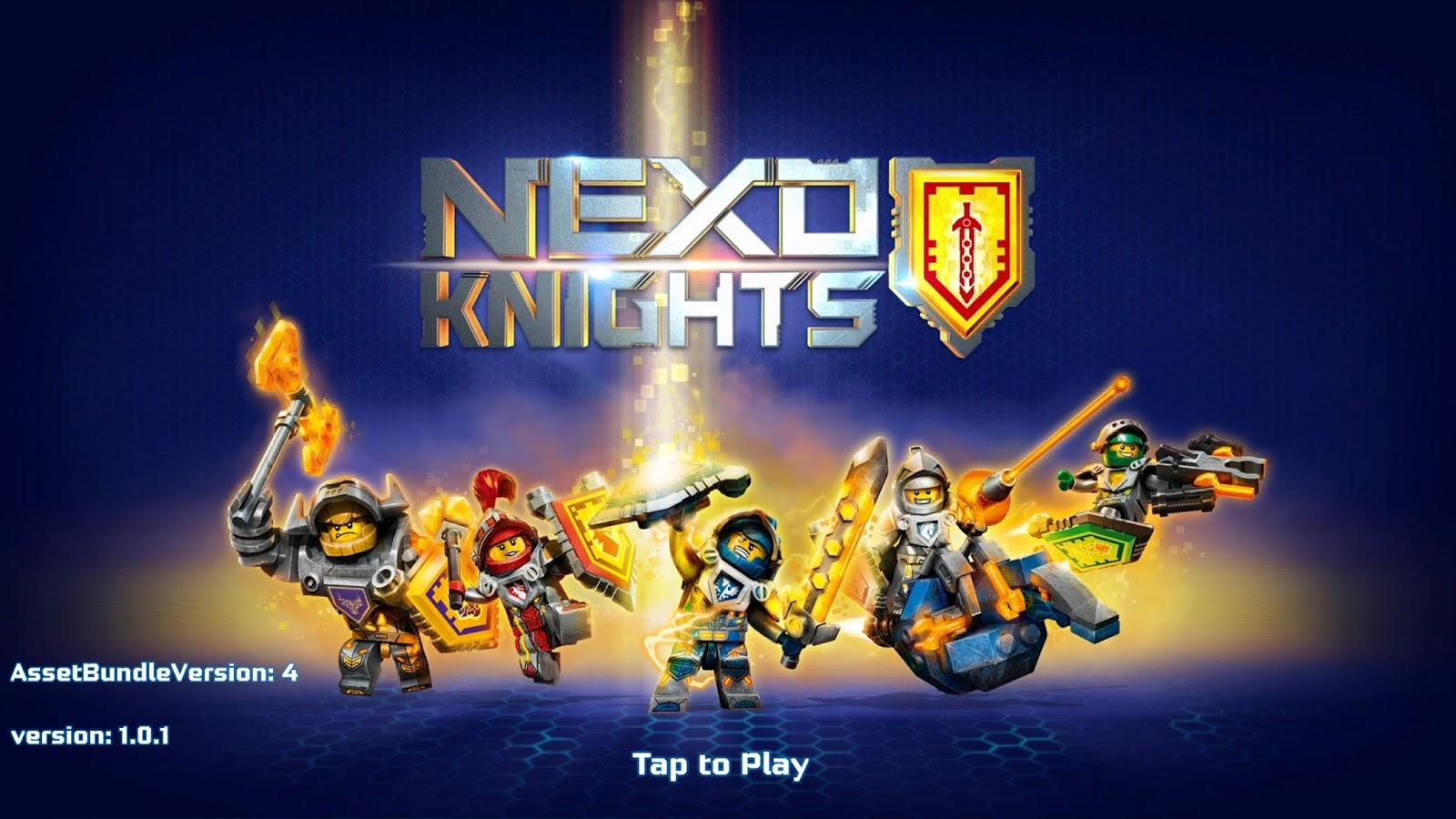 LEGO NEXO KNIGHTS, NEXO Power, Clay