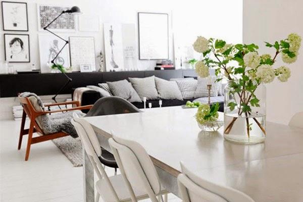 The best designs  Cozy Scandinavian style in interior