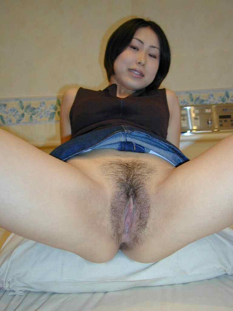Hot scene hairy pussy asian