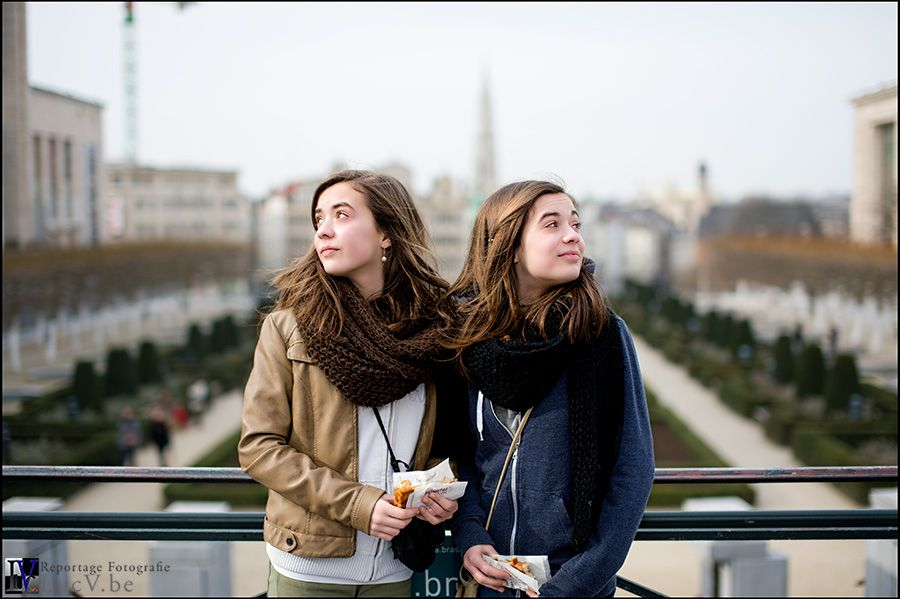 22. Twins by Luc V