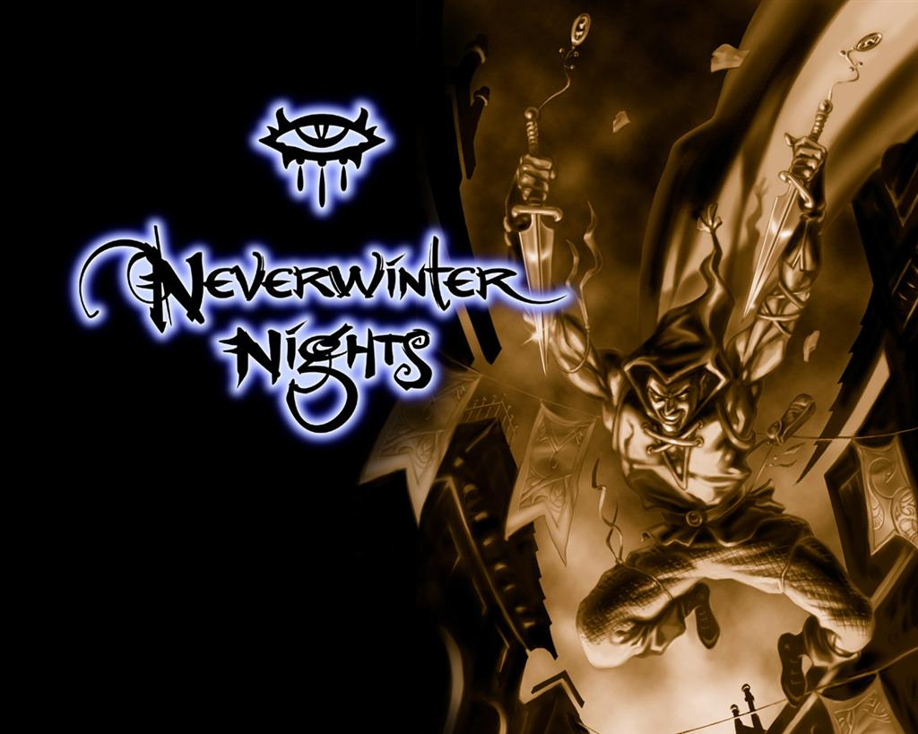 Neverwinter Nights HD & Widescreen Wallpaper 0.824043135184941