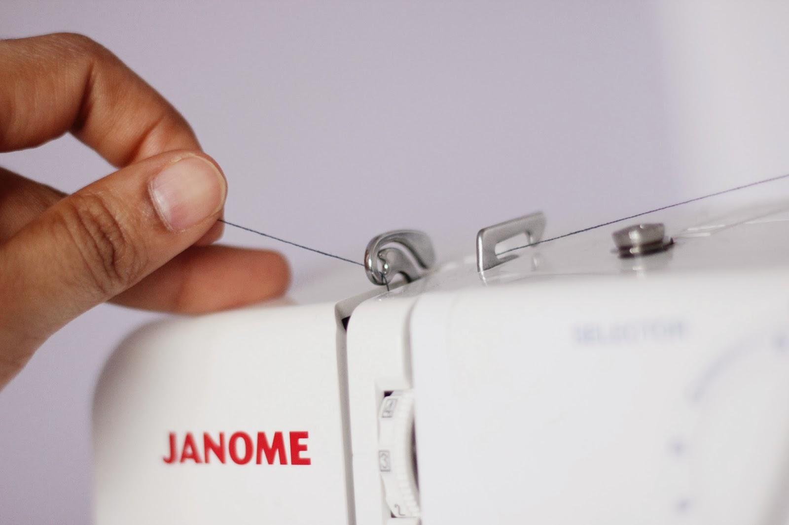 thread stitching tutorial