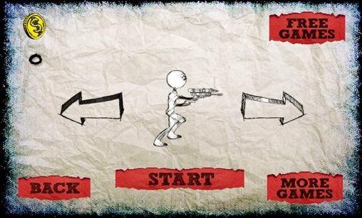 Running Stickman: Sketch Hero