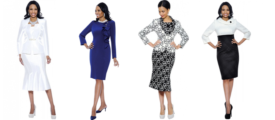 Ladies church suits - Womens church suits | Church suits for women