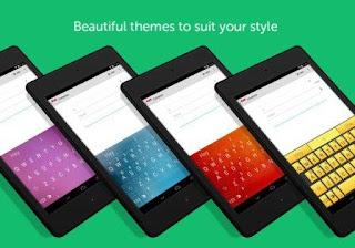 Aplikasi SwiftKey Keyboard 5.3.4.58 Plus Emoji