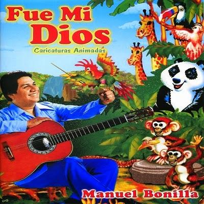 Musica cristiana y pistas cristianas discos cristianos para ni os mega - Canciones cristianas infantiles manuel bonilla ...