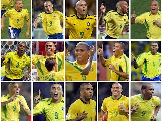Comemorações dos gols nas copas do mundo