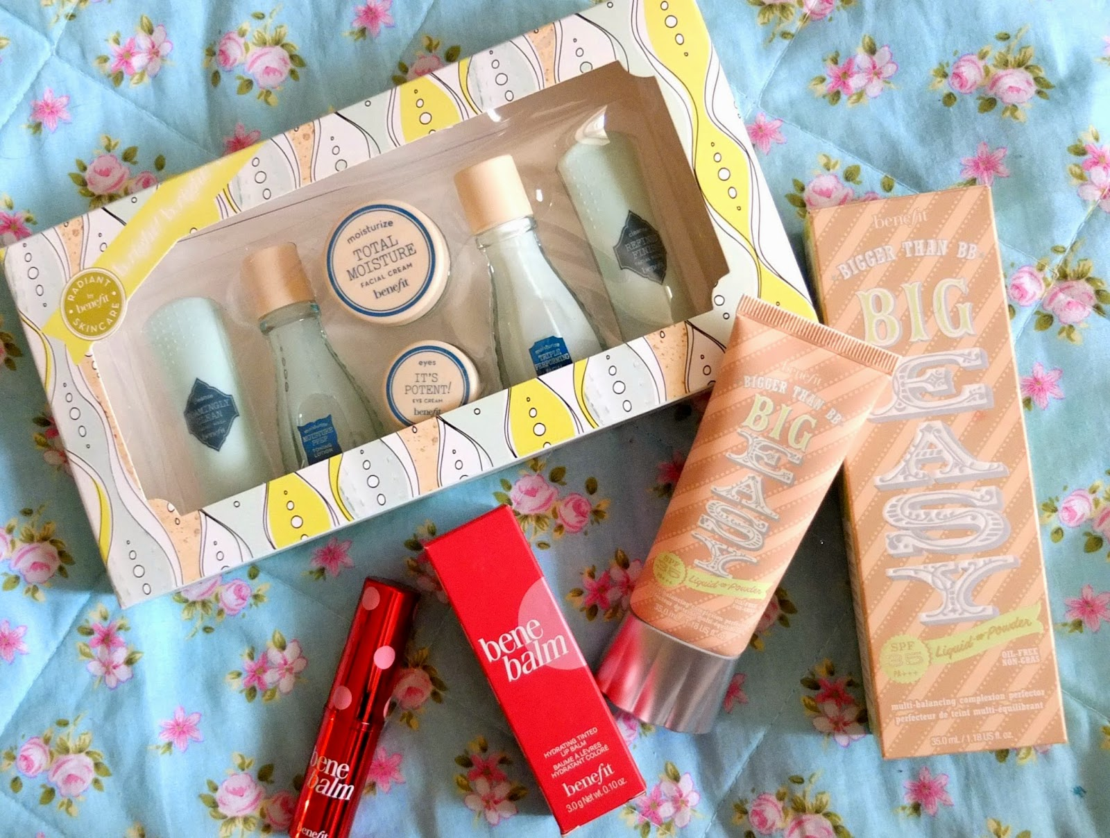 Hit and miss with Benefit Cosmetics on Hello Terri Lowe, UK beauty blog.