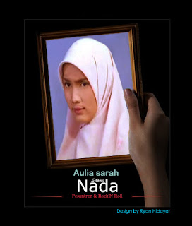 Aulia Sarah as 'Nada' in 'Pesantren n Rock & Roll' Wallpapers
