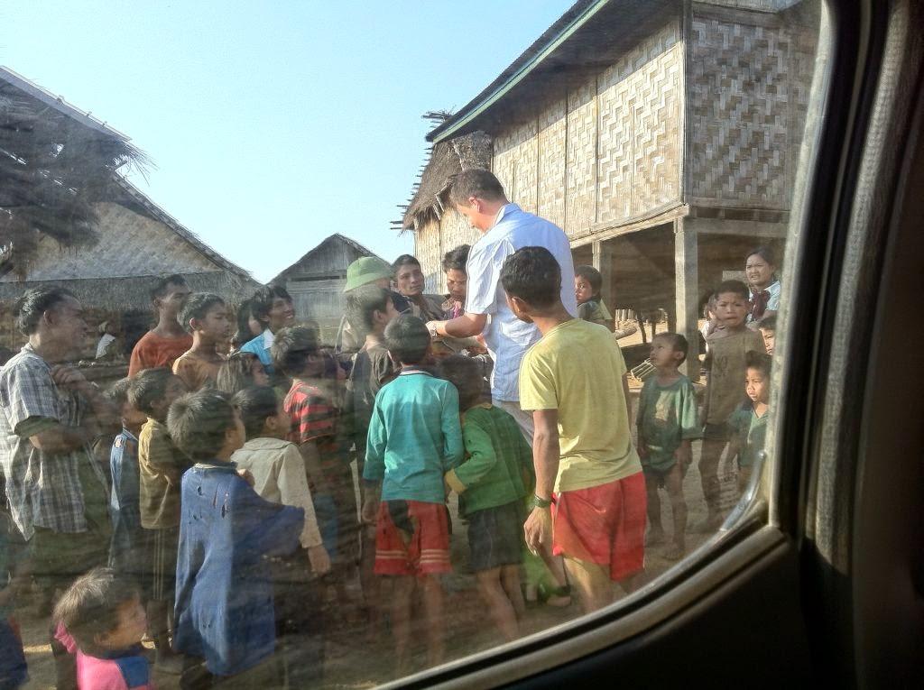 Laos ein freundliches und sicheres Land für Overlander
