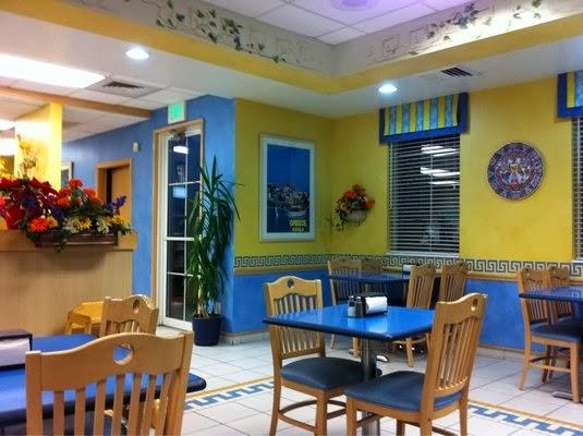 Cafe Rio  South Salt Lake City Utah