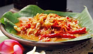 Sambal Goreng Jamur