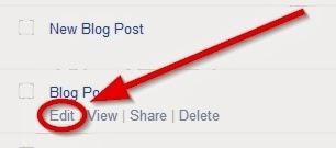 panduan sticky post