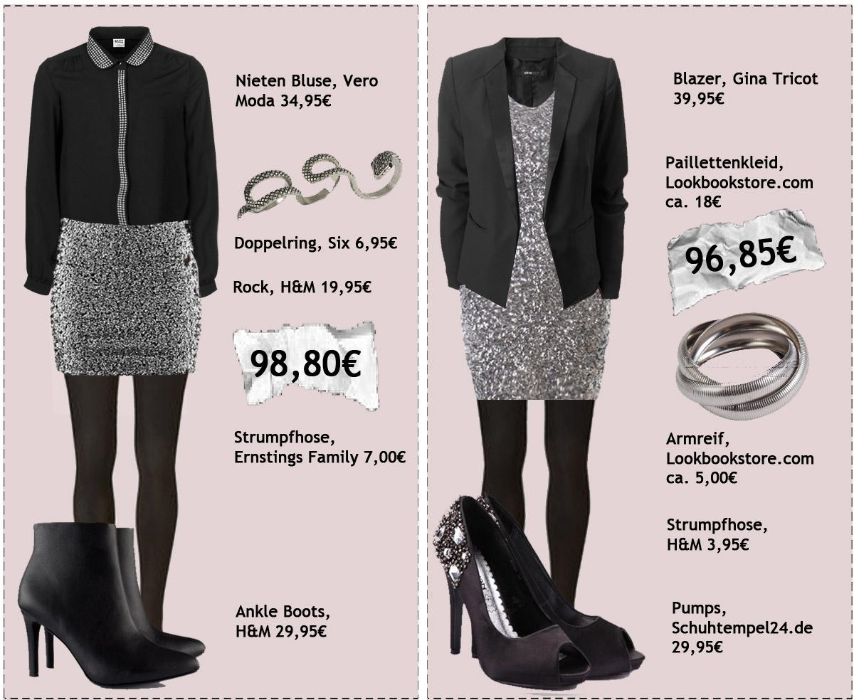 fashion love festlich schlichte outfits unter 100. Black Bedroom Furniture Sets. Home Design Ideas