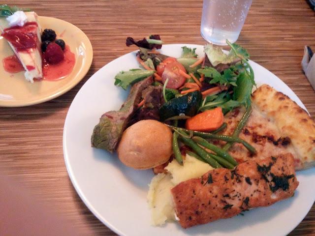 CalSO dinner