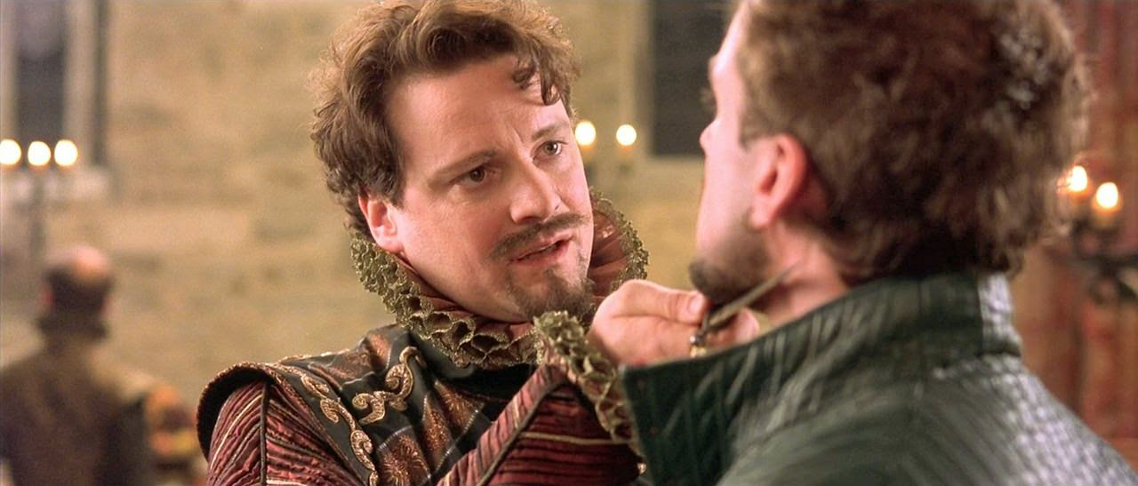 shakespeare in love colin firth joseph fiennes