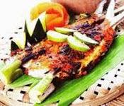 resep ikan bandeng bakar bumbu rujak