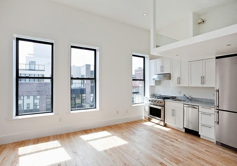 Apartamento diseñado por Brooklyn Home Company con mobiliario low-cost1