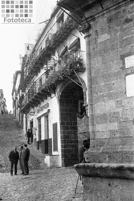 Arco de la Cárcel. Años 60