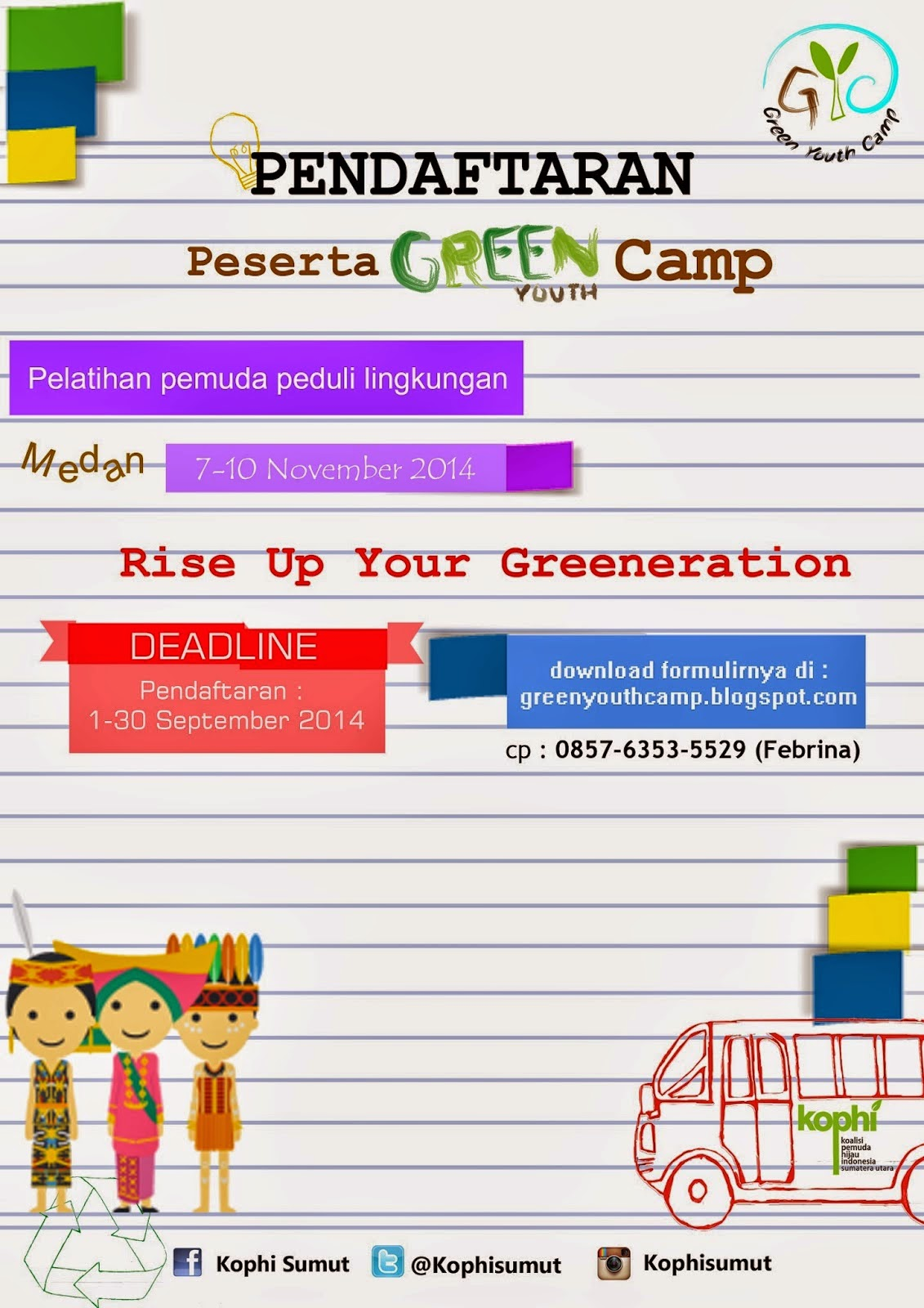 Green Youth Camp