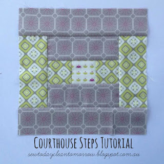 Courthouse Steps Tutorial