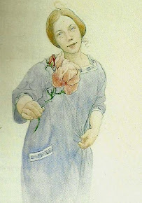 Carl Larsson: Lisbeth, 1918