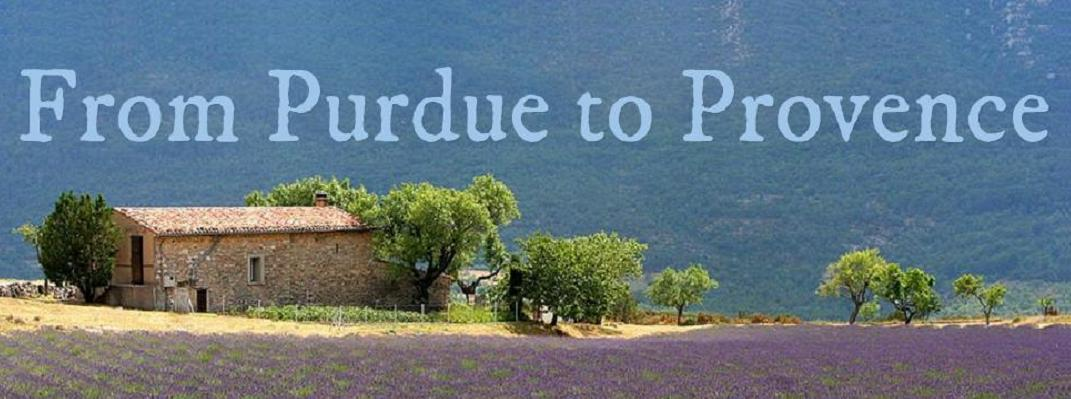 From Purdue to Provence