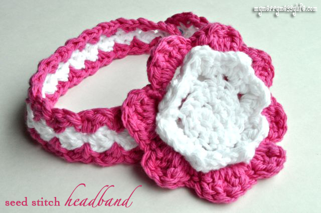 Linked Headband | Free Crochet Pattern