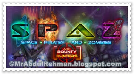 Space pirates and zombies Free Download PC Game Full Version