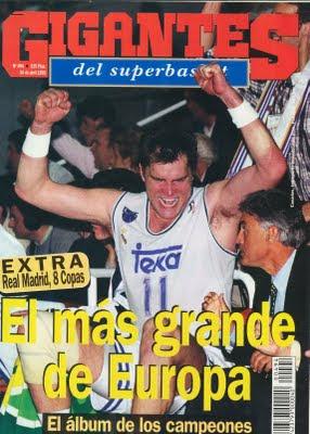Portada Gigantes Abril 1995