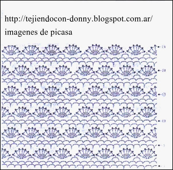 Resultado de imagem para cortinas tejidas a crochet patrones