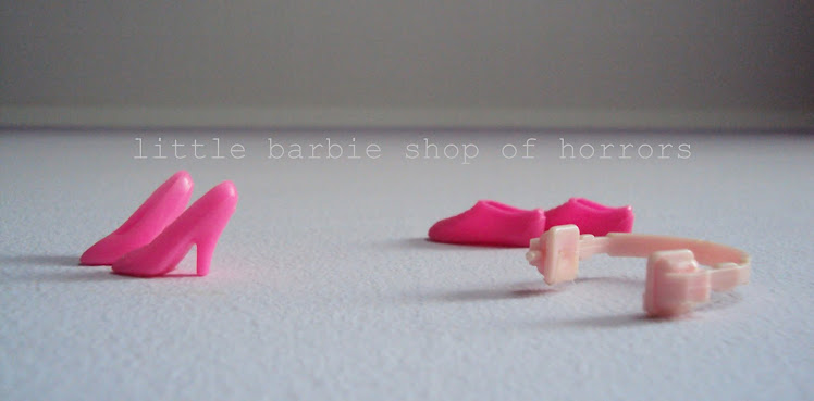 Little Barbie Shop of Horrors