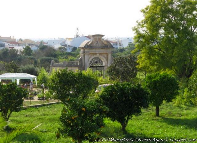 Estói Palace grounds, Algarve