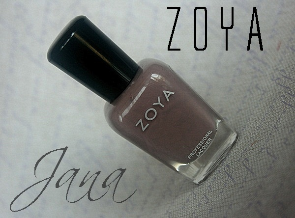 Zoya Nail Polish in Jana