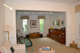 How To Utilize A Long Narrow Living Room