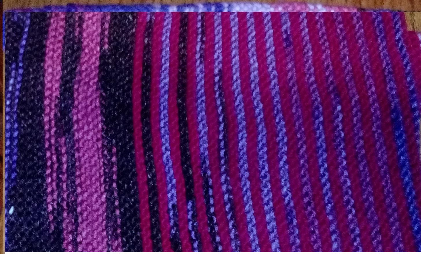 Artesanías en lana