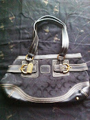 lovely COACH handbag