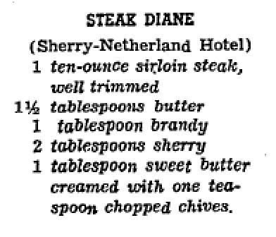 how to make steak diane sauce without alcohol