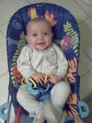Kolton 6 Months Old