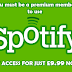 Should Spotify scrap its free access?