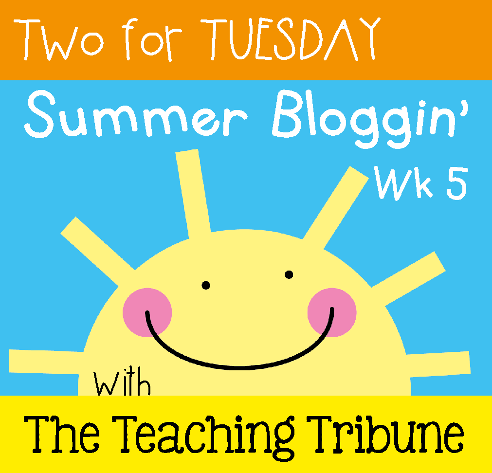 Learning With Firsties: Two for Tuesday #5