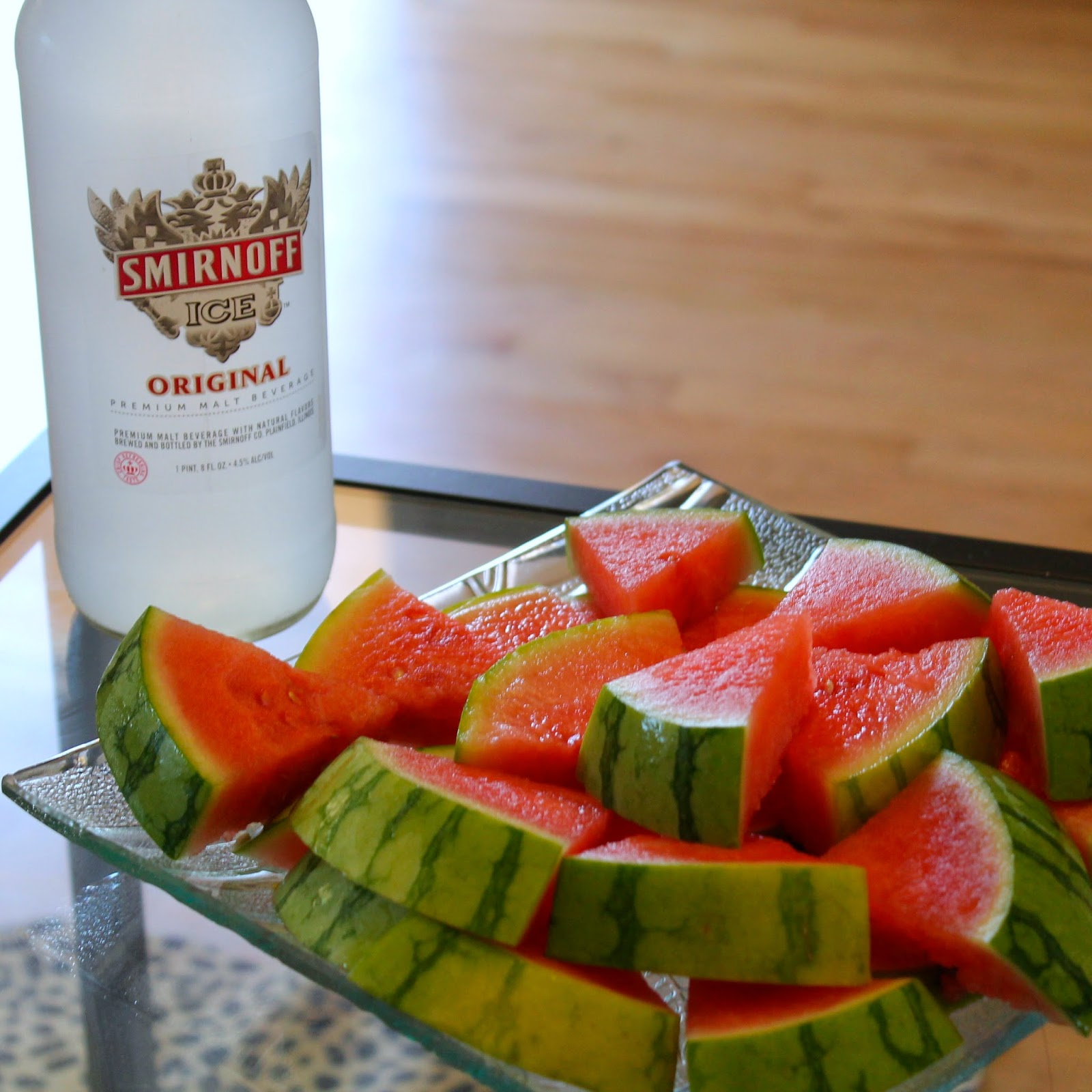 smirnoff ice, watermelon, vodka watermelon