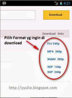 Cara Download Video di Youtube dengan HP Terbaru 3