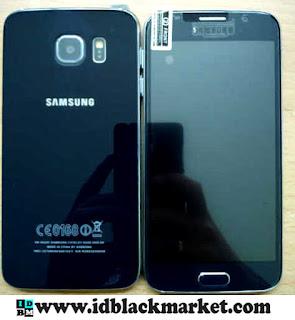 Samsung S6 Exynos Replika Hitam