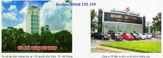 Chung cư Golden land Nguyễn Trãi - Trụ sở Tập Đoàn Hoàng Huy