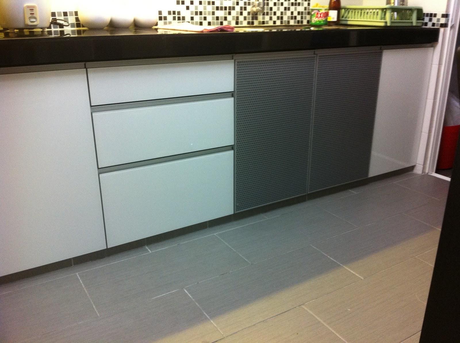 Kitchen kabinet dan kos pengubahsuaian dapur nama saya for Kitchen kabinet